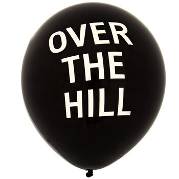 Over The Hill Balloons
