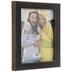 Black & Gold Wood Wall Frame - 8
