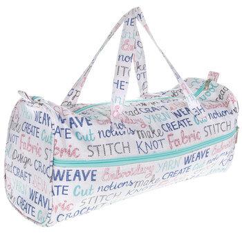 Yarn Art Duffel Bag