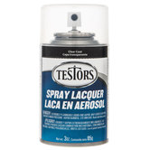 1261 Gloss Clear Testors Spray Lacquer