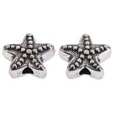 Starfish Metal Beads