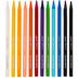 Master's Touch Woodless Colored Pencils - 12 Piece Set