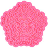 Flower Lace Silicone Mold