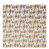 Winter Forest Animals Gift Wrap