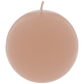 Sweet Pea Ball Candle