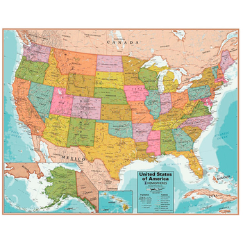 Interactive United States Map