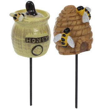 Honey Pot & Beehive