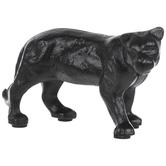 Black Metal Leopard