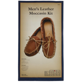 Men's Leather Moccasin Kit