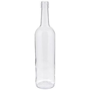 Bordeaux Glass Bottle