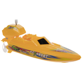 Wind-Up Boat Toy