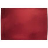 Red Metallic Shimmer Placemat