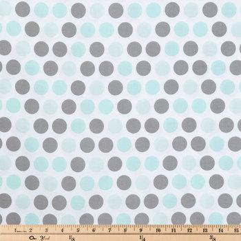 Gigi Dot Cotton Calico Fabric