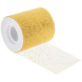 """Confetti Glitter Tulle - 3"""""""