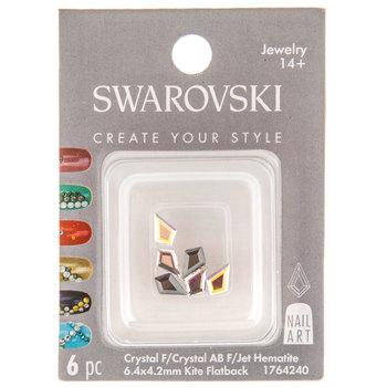 Kite Swarovski Flatback Nail Crystals