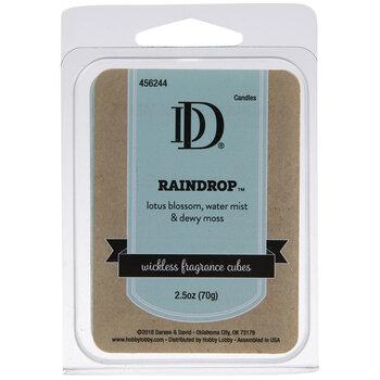 Raindrop Fragrance Cubes