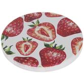 Strawberries Car Coaster