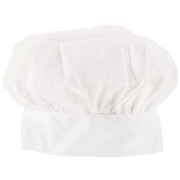 White Child Chef's Hat