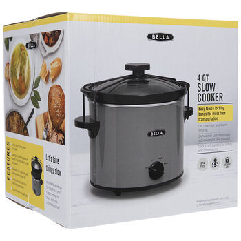Gray Slow Cooker