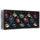Royal Palace Ball & Onion Ornaments