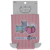 Sewing Can Cooler