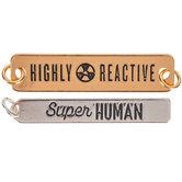 Super Human Pendants