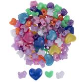 Heart & Butterfly Beads