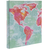"Travel Post Bound Scrapbook Album - 8 1/2"" x 11"""