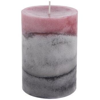 "Cozy Cottage Pillar Candle - 2 3/4"" x 4"""