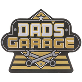 Dad's Garage Wood Wall Decor