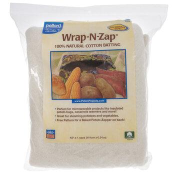 Wrap-N-Zap Cotton Batting