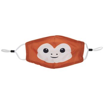 Orange Moosh-Moosh Kids Face Mask