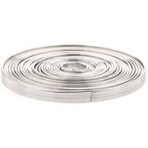 Flat Aluminum Wire Coil - 5mm
