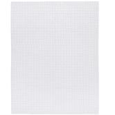 "7-Mesh Plastic Canvas Sheet - 10 1/2"" x 13 1/2"""