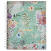 2022 Shabby Chic Collage Planner - 12 Months