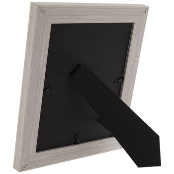 """Two-Tone Wood Look Frame - 8"""" x 10"""""""