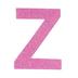 Glitter Wood Letter Z - 4