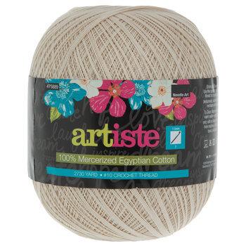 Natural Artiste Egyptian Cotton Crochet Thread