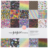 "Rainbows & Animals Paper Pack - 12"" x 12"""