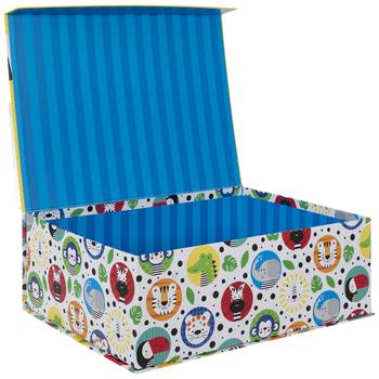 Yellow Safari Rectangle Box