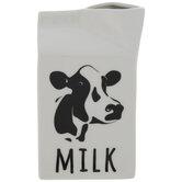 Cow Milk Carton