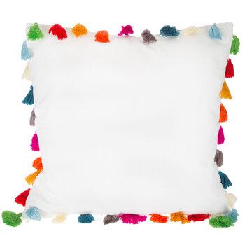 Tassel Pillow Cover