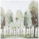 Tree Landscape Canvas Wall Decor