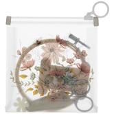 Flowers & Bee Beginner Embroidery Kit
