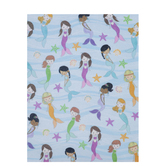 Mermaids Felt Sheet