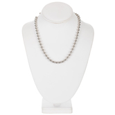 """Ball Chain Necklace - 18"""""""