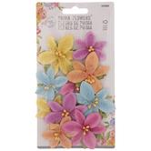 Rainbow Lily Prima Flower Embellishments