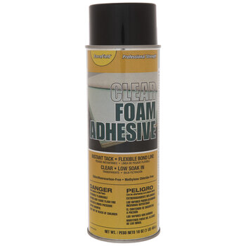 Clear Foam Adhesive