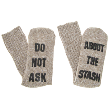 About The Stash Socks