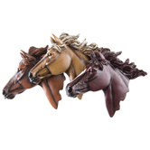 Horse Heads Wall Decor